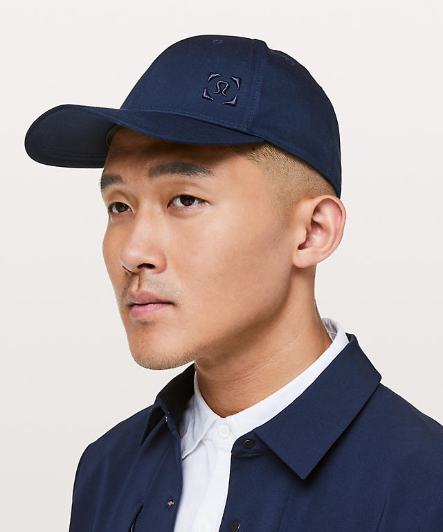 6b83895764d ... True Navy On The Fly Ball Cap Stitched ...