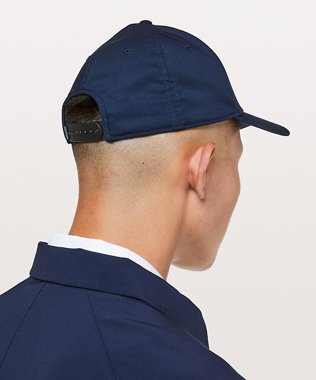 e6688fa69bf ... True Navy On The Fly Ball Cap Stitched