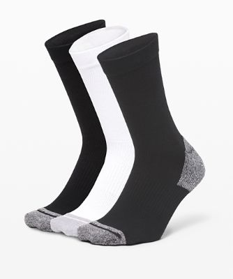 Intent Crew Sock *3 Pack