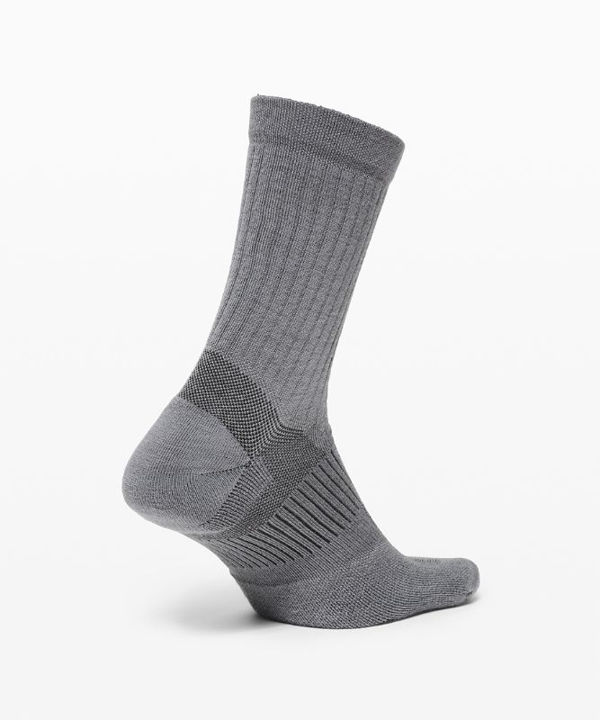 Go Further Crew Sock *Wool