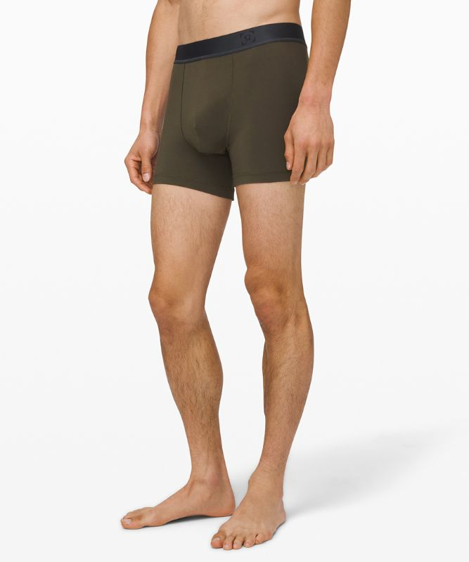 """Always in Motion Boxer 5"""" *5-Pack"""
