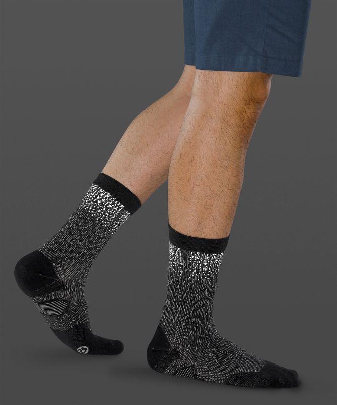 T.H.E. Crew Sock *Reflective