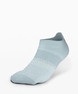 Surge Tab Sock *Silver