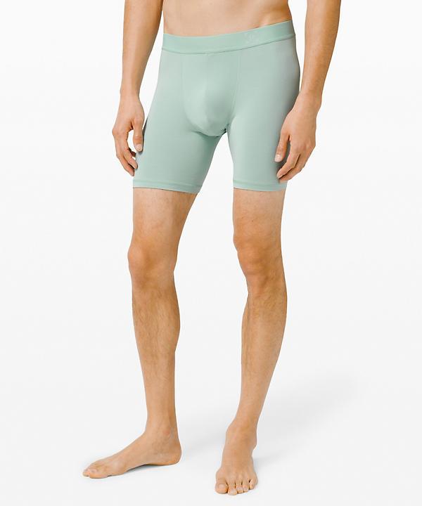 Always in Motion Boxer *The Long One   Men's Underwear