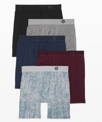 AIM Boxer Long *5 Pack