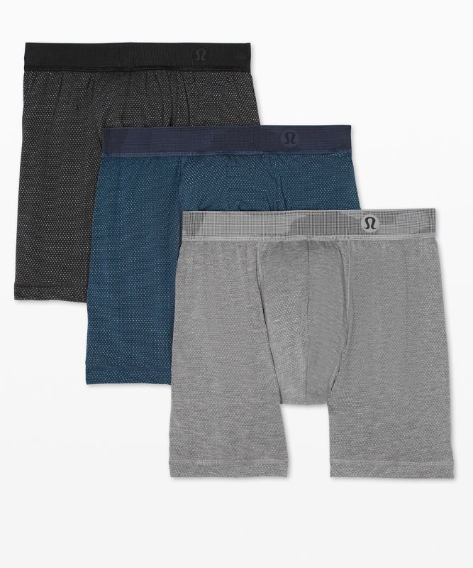 AIM Boxer Mesh *3 Pack