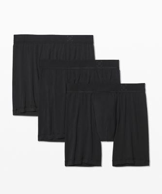 Boxer en maille Always in Motion *Lot de 3