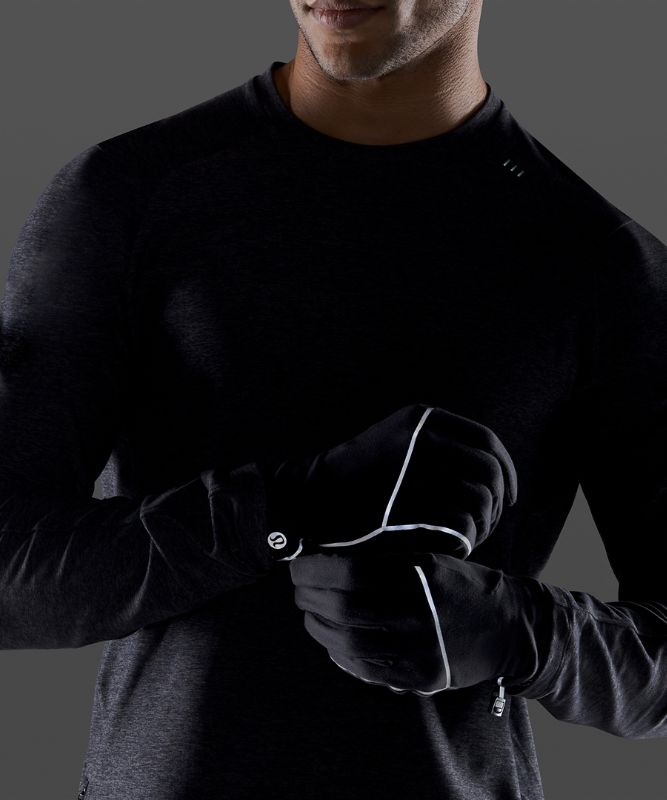 Cold Terrain Run Gloves