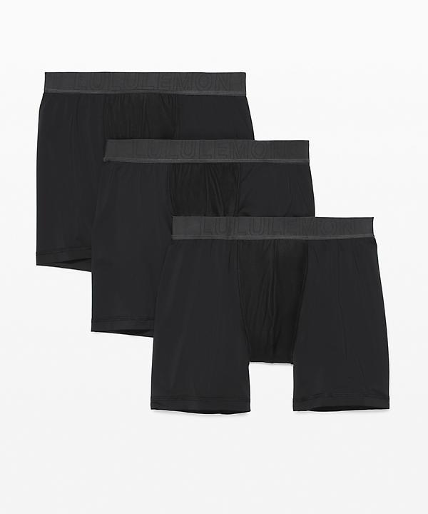 License to Train Boxer 5 *Logo 3-Pack | Men's Underwear