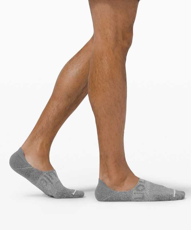Power Stride No-Show Sock with Active Grip