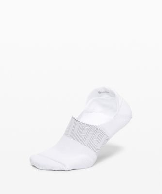 Power Stride Men's No Show Sock with Active Grip