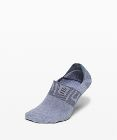 Power Stride Men's No Show Sock *Active Grip