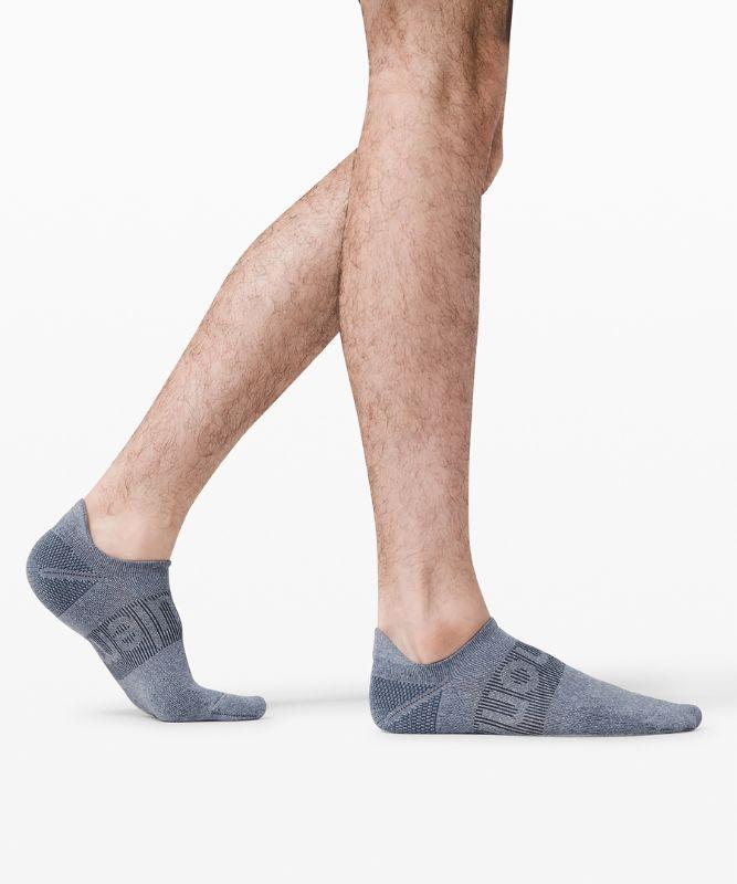 Power Stride Tab Sock