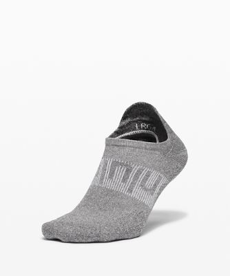 Power Stride Tab Sock *Wordmark Anti-Stink