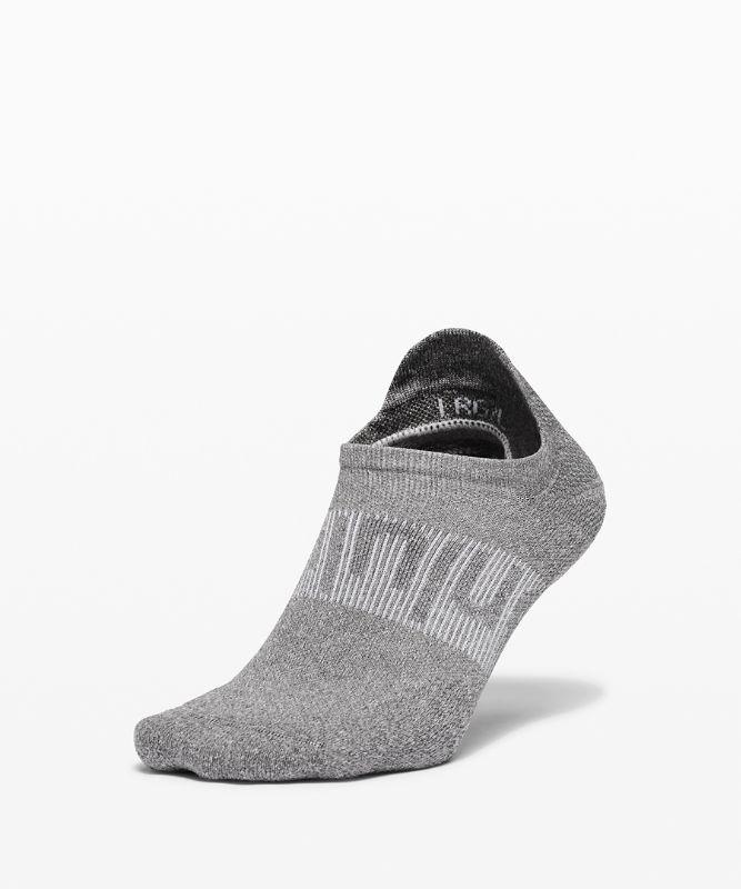 Power Stride Tab Sock *Wordmark Anti-Stink