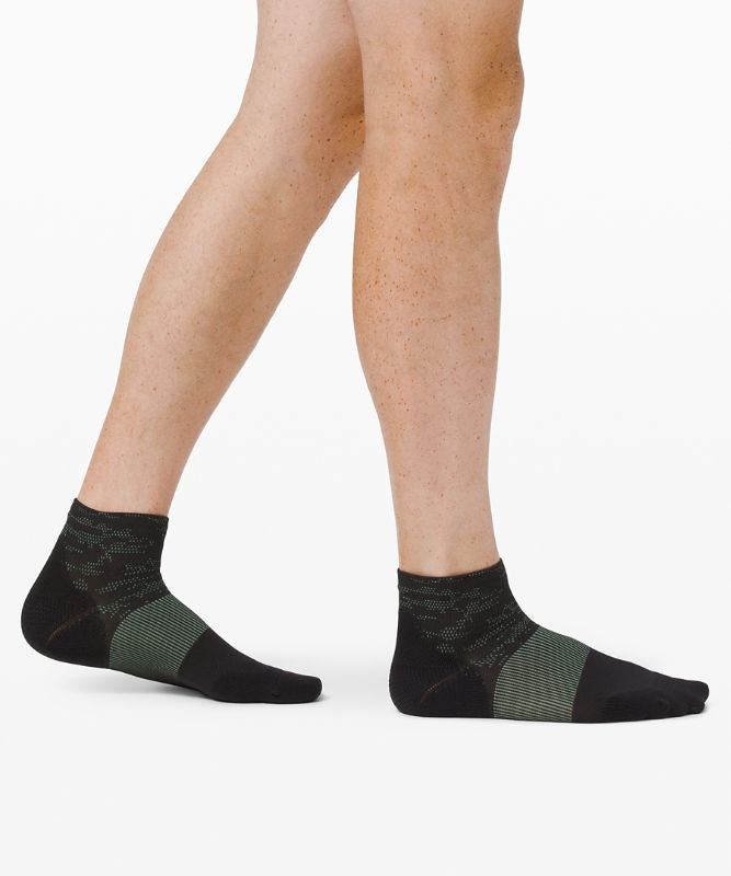 Power Stride Ankle Sock *Camo