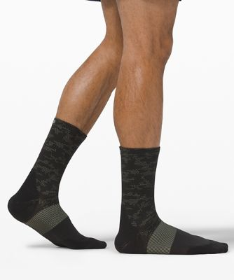Power Stride Crew Sock *Camo
