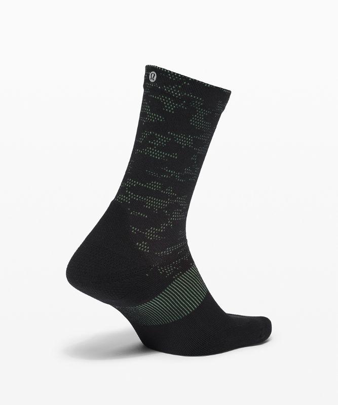 Power Stride Crew Sock *Camo