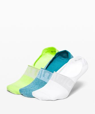 Daily Stride No Show Sock *3 Pack