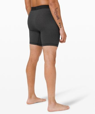 """Always In Motion Boxer Mesh *The Long One 7"""""""