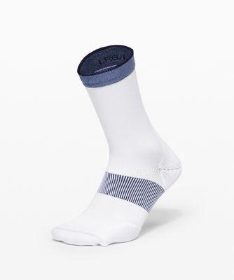 Power Stride Crew Socken