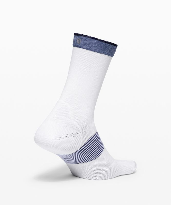Power Stride Crew Sock