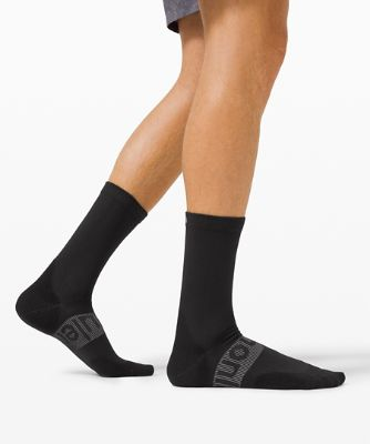 Power Stride Crew Sock *Anti-Stink 2 Pack