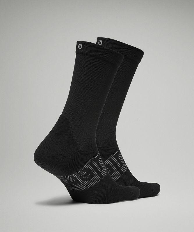 Power Stride Crew Sock *2 Pack