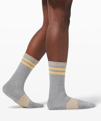 Daily Stride Crew Sock Sport Stripe *3 Pack Boxed Set