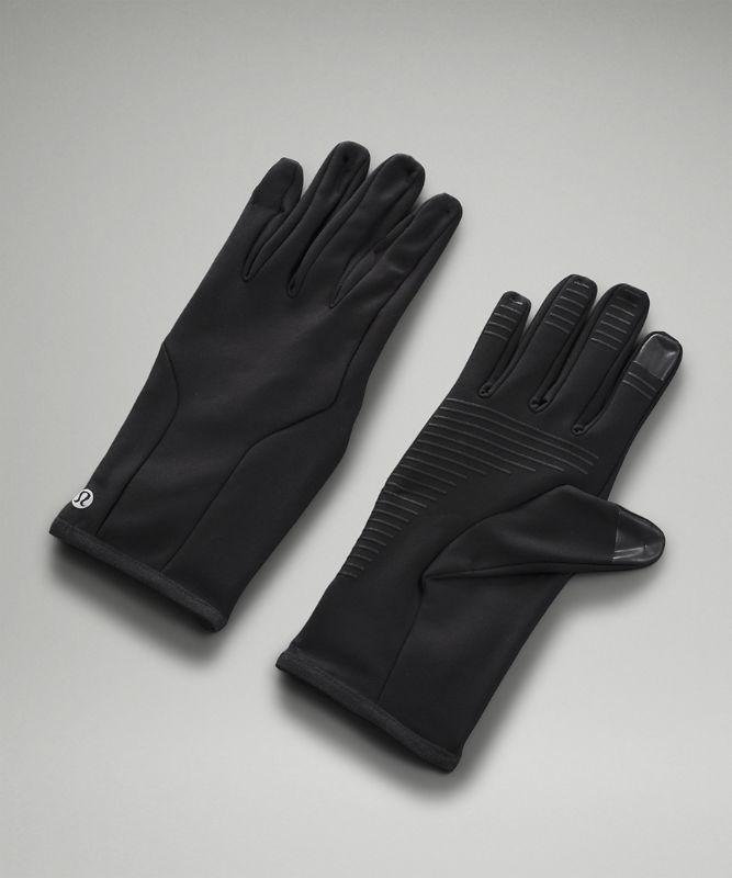 Cold Terrain Run Gloves