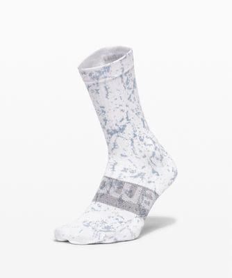 Daily Stride Crew Sock *Ice Dye