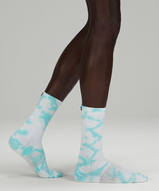 Daily Stride Crew Sock *Tie Dye