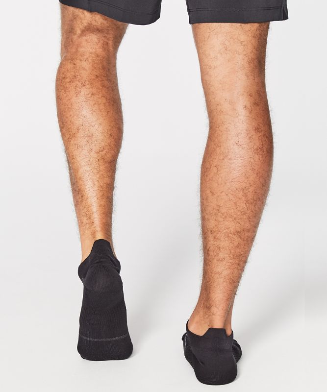 Surge Sock*Silver VARD/BLK S/M
