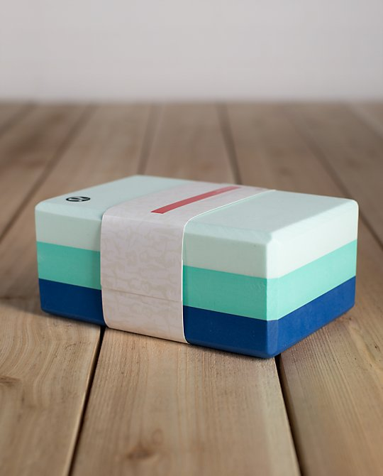 Uplifting Yoga Block