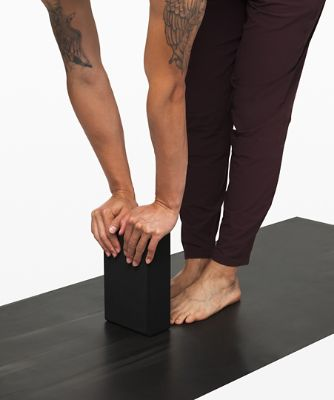 Lift & Lengthen Yoga Block