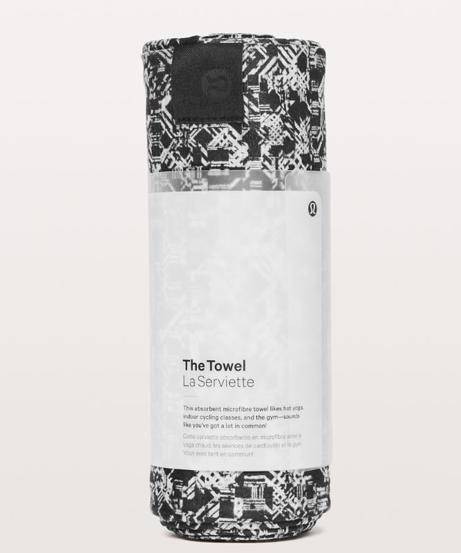 The Towel *Print