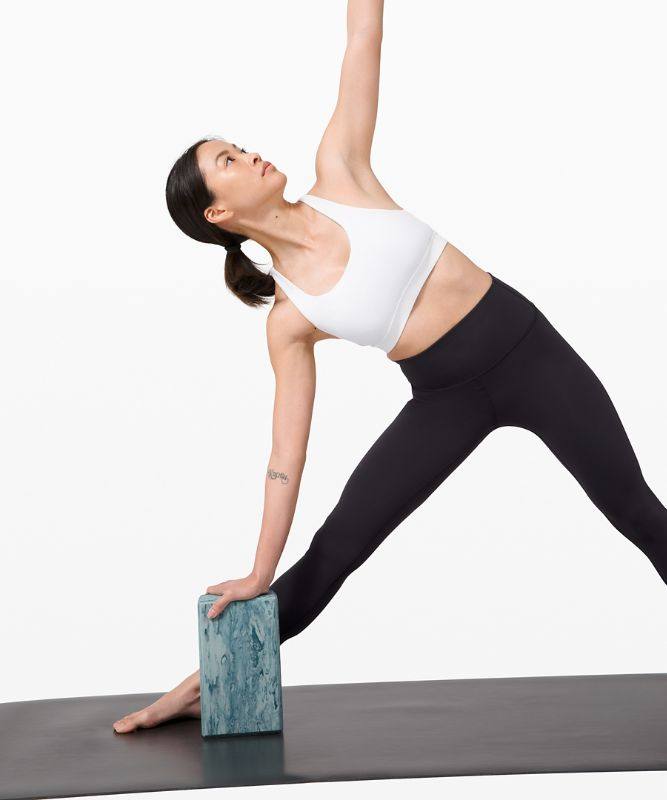Lift And Lengthen Yogablock
