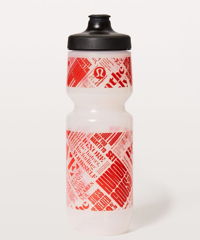 Purist Cycling Waterbottle 769mL *20th Birthday