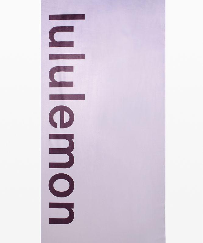 The Towel *Wordmark