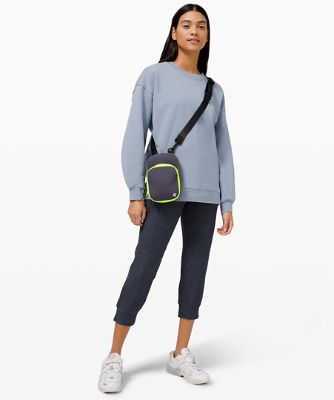The Rest is Written Crossbody