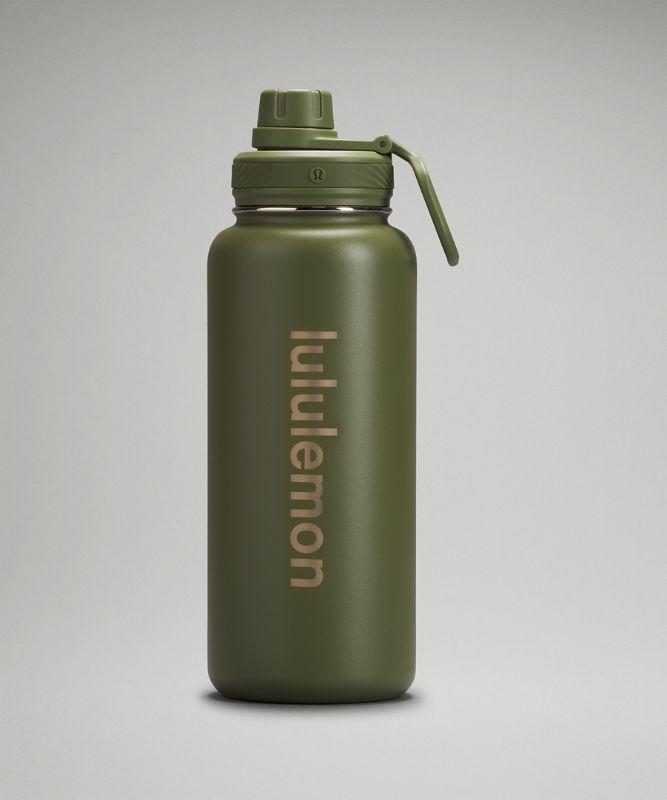 Back to Life Sport Bottle *32oz