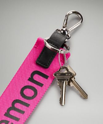 Never Lost Keychain