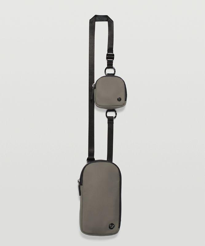 Modulare Umhängetasche für Handys