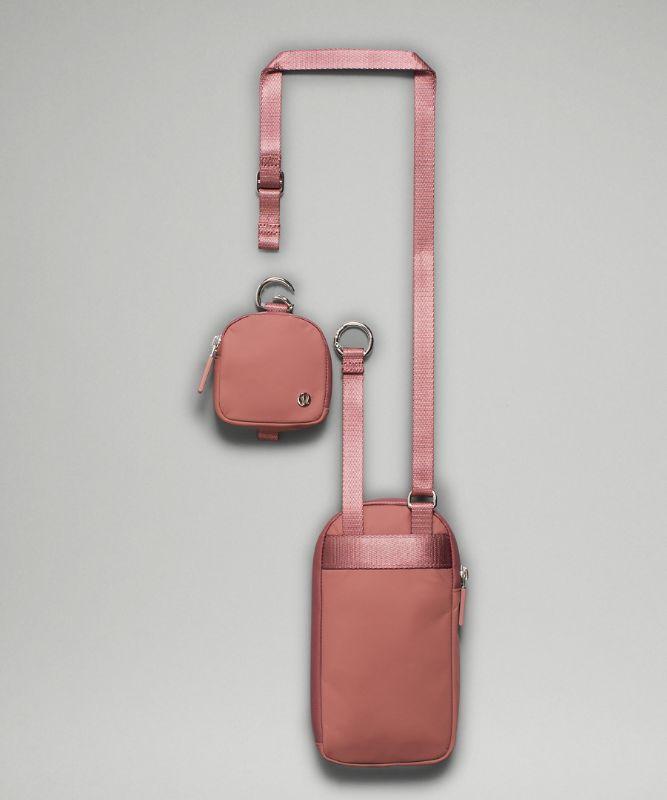 Modular Phone Crossbody Bag