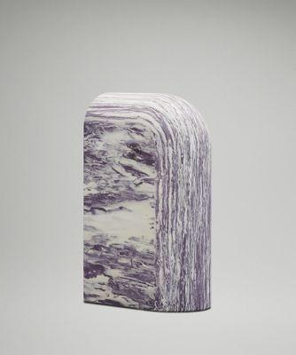 Inner Flow Yoga Block *Marble