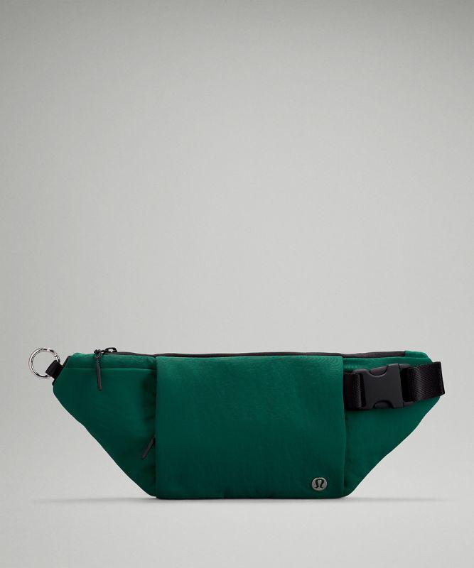 Multi-Pocket Belt Bag