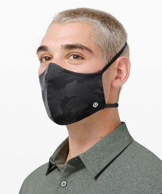 Double Strap Face Mask   *1-Pack