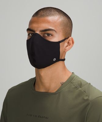 Double Strap Face Mask