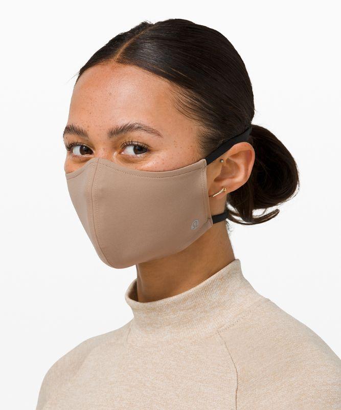 Masque à double sangle *Trio