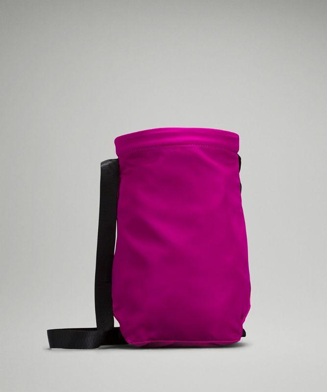 Umhängetasche für Wasserflaschen